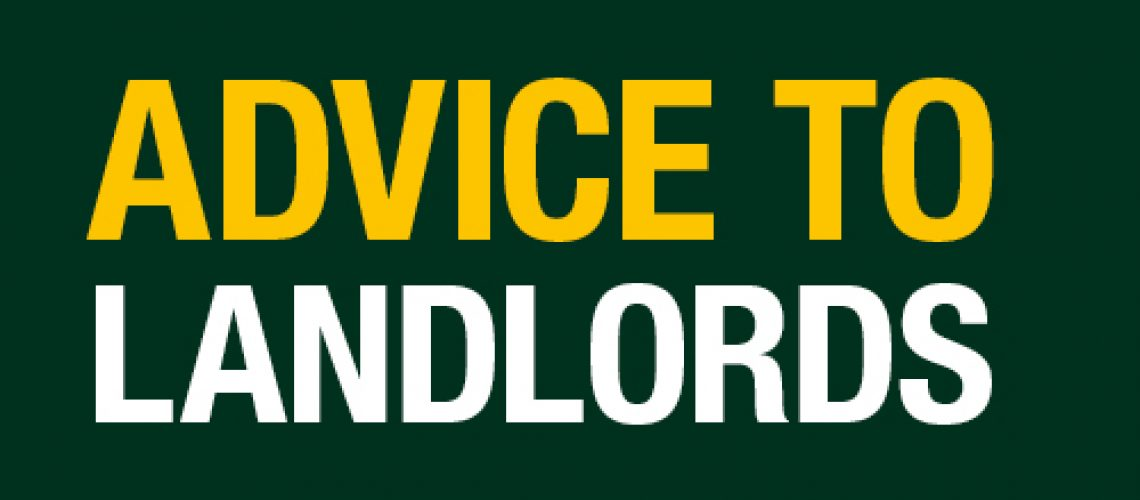 Advice To Landlords