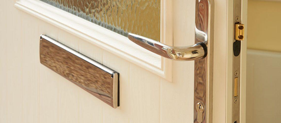 External Door Lock Bradford